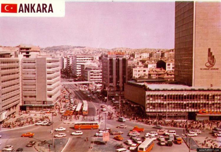 Ankara Nostalji Fotoğrafları